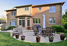 2340-Dewes - Backyard - Globex Developments Custom Homes