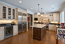 2340-Dewes - Kitchen Detail - Globex Developments Custom Homes