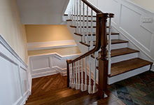 2340-Dewes - Staircase - Globex Developments Custom Homes