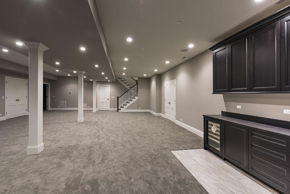 2354-Wood-Drive-Northbrook - Basement - Globex Developments Custom Homes