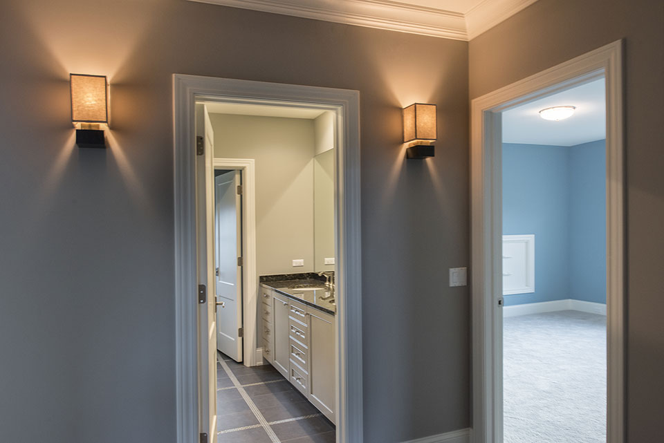 2354-Wood-Drive-Northbrook - Bathroom-Entry,-Second-Floor - Globex Developments Custom Homes