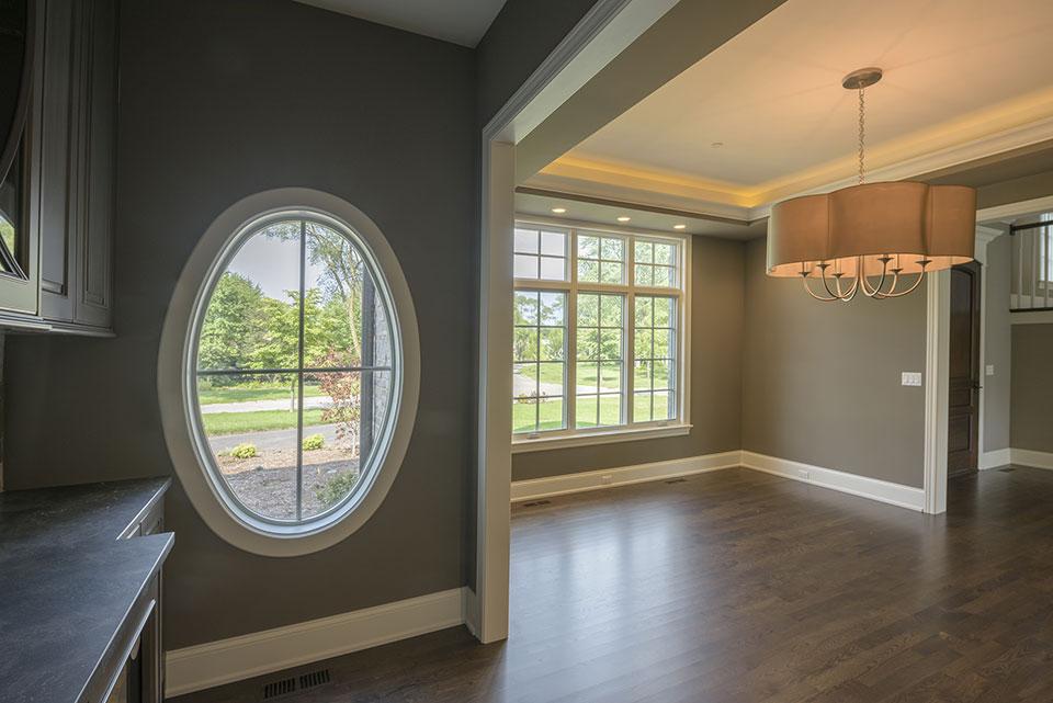 2354-Wood-Drive-Northbrook - Dining Room Side View - Globex Developments Custom Homes