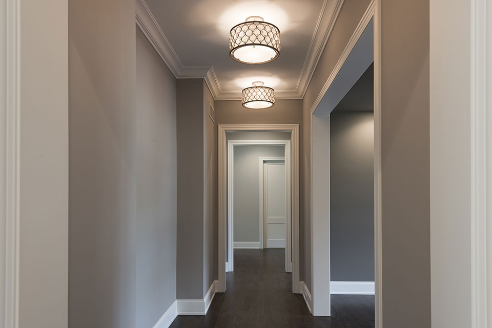 2354-Wood-Drive-Northbrook - Hallway - Globex Developments Custom Homes