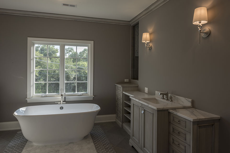 2354-Wood-Drive-Northbrook - Master-Bathroom - Globex Developments Custom Homes