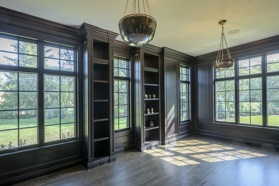 2354-Wood-Drive-Northbrook - Office-Library - Globex Developments Custom Homes