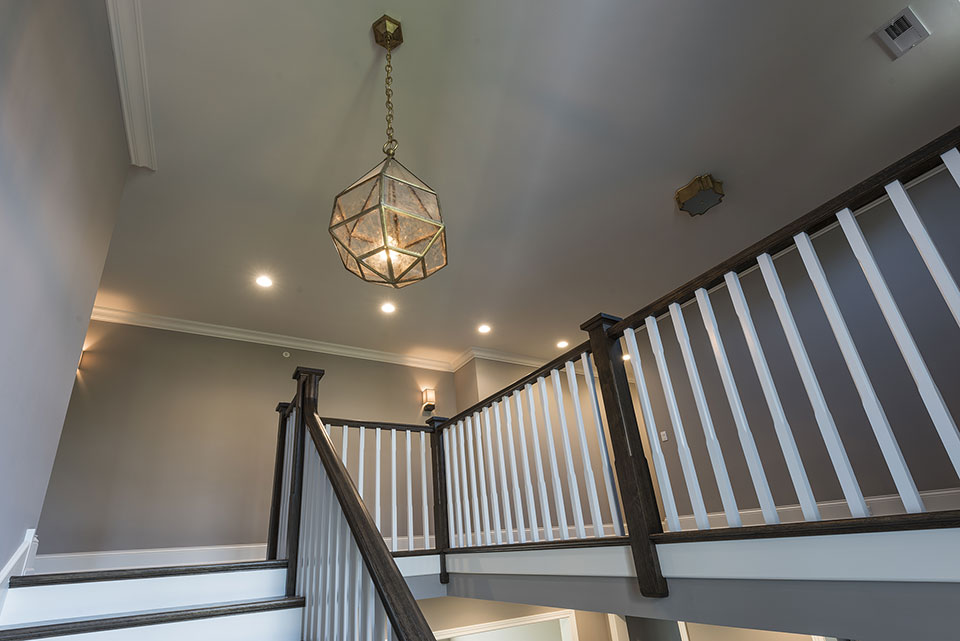 2354-Wood-Drive-Northbrook - Stairs,-Second-Floor,-Lamp - Globex Developments Custom Homes