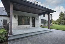 2354-Wood-Drive-Northbrook - Back Porch - Globex Developments Custom Homes