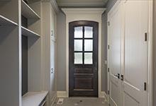 2354-Wood-Drive-Northbrook - GD-652W Single Front Door,  Mudroom - Globex Developments Custom Homes