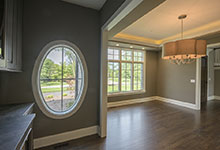 2354-Wood-Drive-Northbrook - Dining Room Side View - Globex Developments Custom Homes