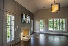 2354-Wood-Drive-Northbrook - Family Room - Globex Developments Custom Homes