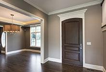 2354-Wood-Drive-Northbrook - Front Door, Dining Room View - Globex Developments Custom Homes