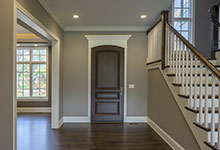 2354-Wood-Drive-Northbrook - Front Door,  Stairs - Globex Developments Custom Homes
