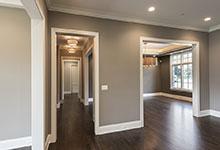 2354-Wood-Drive-Northbrook - Hallway, Dining Room - Globex Developments Custom Homes