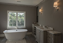 2354-Wood-Drive-Northbrook - Master Bathroom - Globex Developments Custom Homes