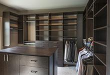 2354-Wood-Drive-Northbrook - Master Bedroom Custom Closet - Globex Developments Custom Homes