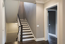 2354-Wood-Drive-Northbrook - Stairs, View from the Kitchen - Globex Developments Custom Homes