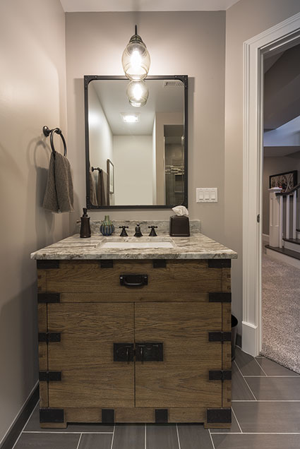 2430-Fir-St-Glenview - Basement-Bathroom-Vanity - Globex Developments Custom Homes