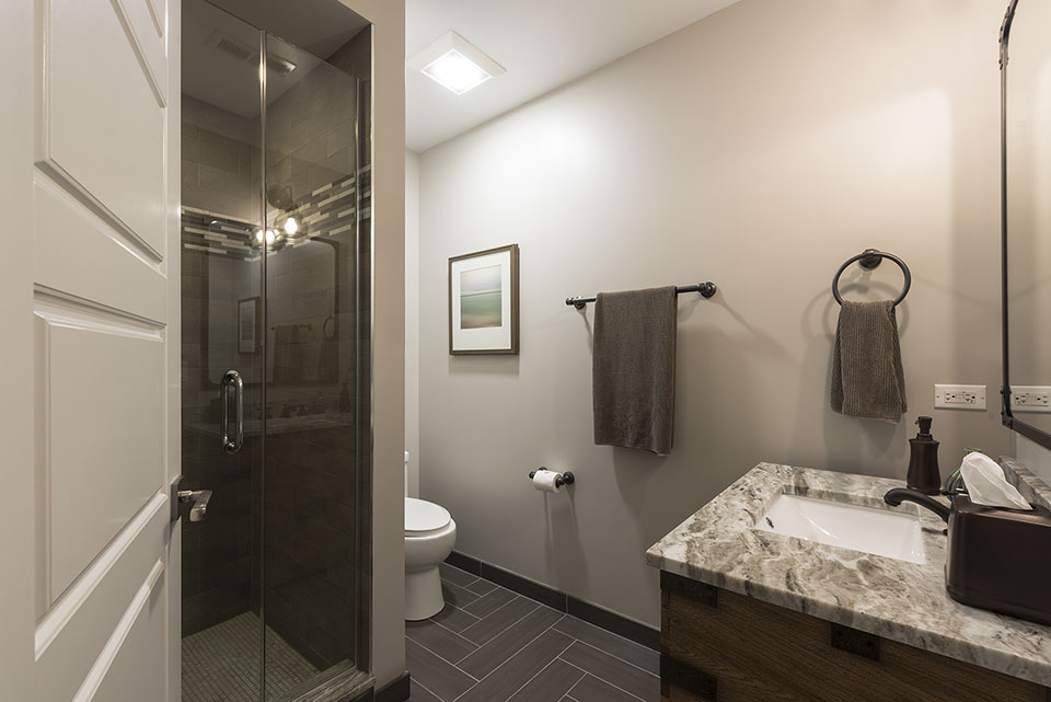 2430-Fir-St-Glenview - Basement-Bathroom - Globex Developments Custom Homes