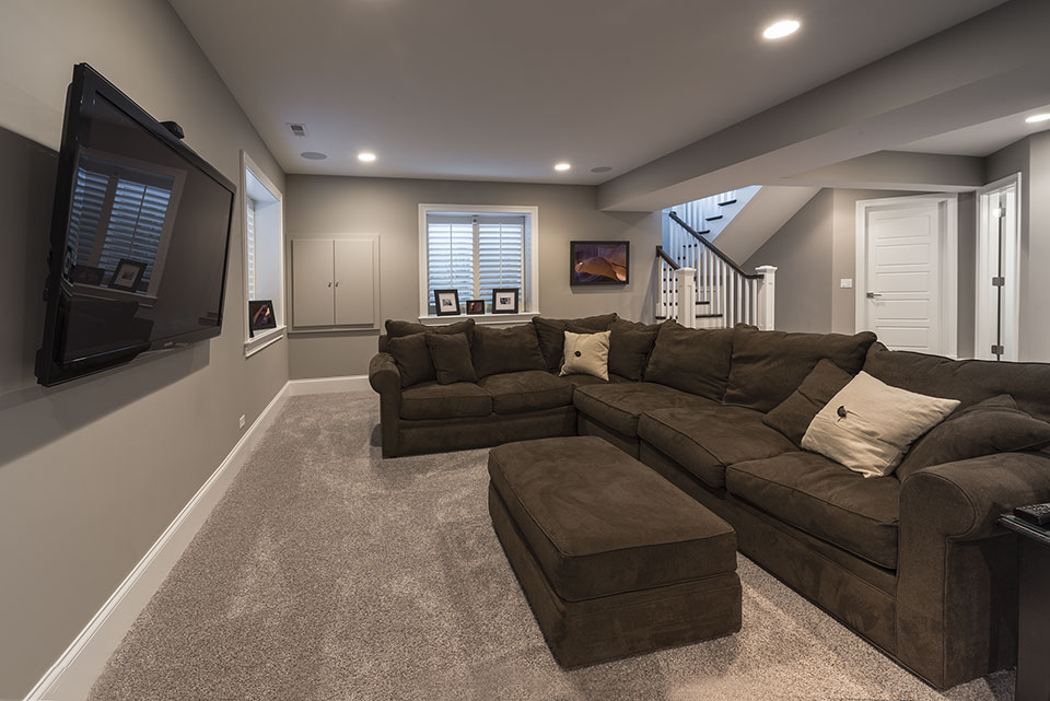 2430-Fir-St-Glenview - Basement - Globex Developments Custom Homes
