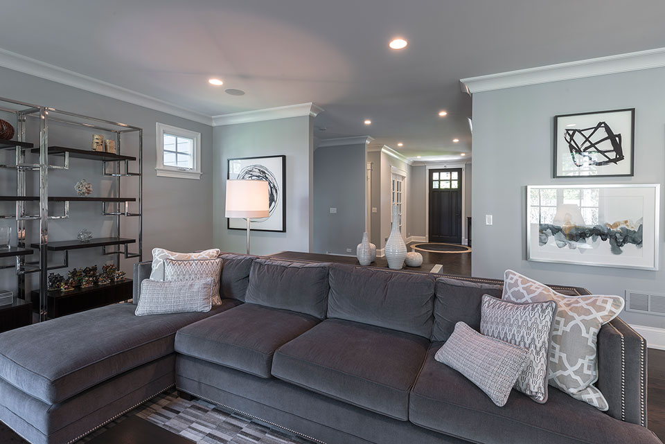 New Custom Homes Globex Developments Inc Custom Home Builders In Glenview New Construction House Building Professional Home Remodeling Projects Best Builder In Glenview