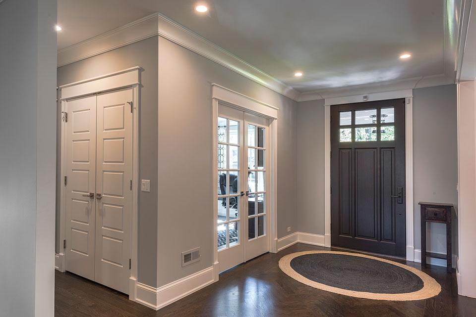 2430-Fir-St-Glenview - Front Door, Office Door, Closet Door - Globex Developments Custom Homes