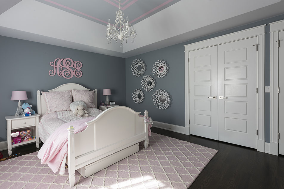 2430-Fir-St-Glenview - Girl-Bedroom - Globex Developments Custom Homes