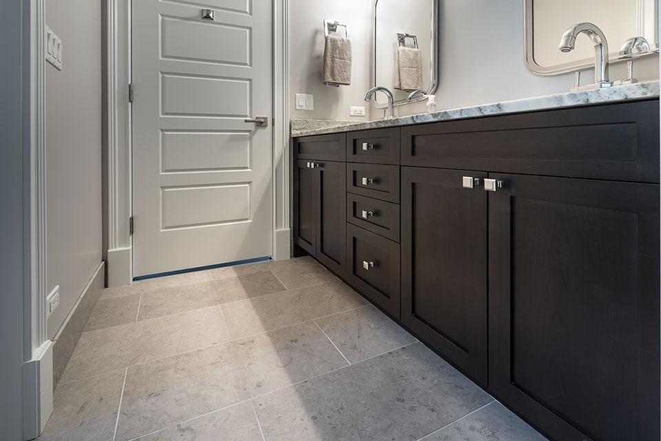 2430-Fir-St-Glenview - Guest Bedroom Vanity Side View - Globex Developments Custom Homes
