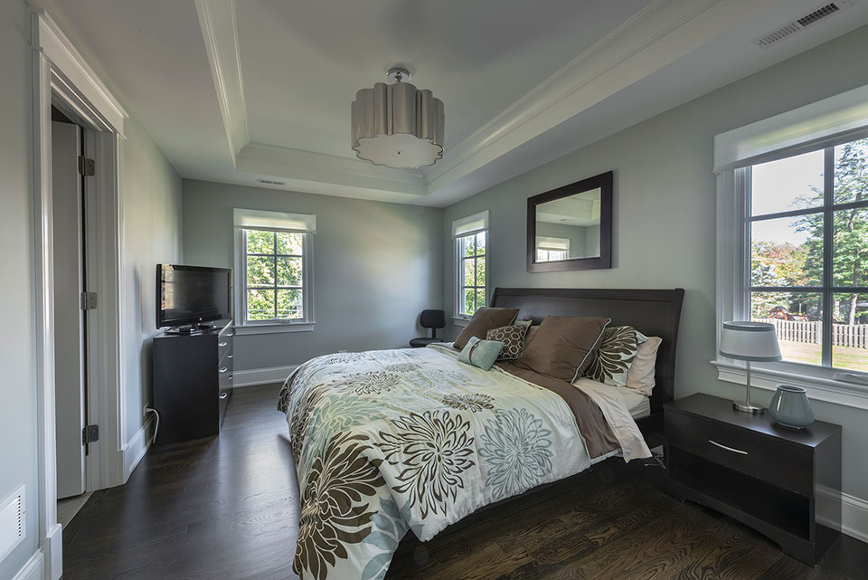2430-Fir-St-Glenview - Guest-Bedroom - Globex Developments Custom Homes