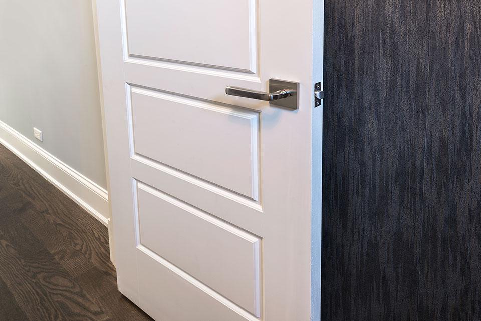 2430-Fir-St-Glenview - Interior Door Detail - Globex Developments Custom Homes