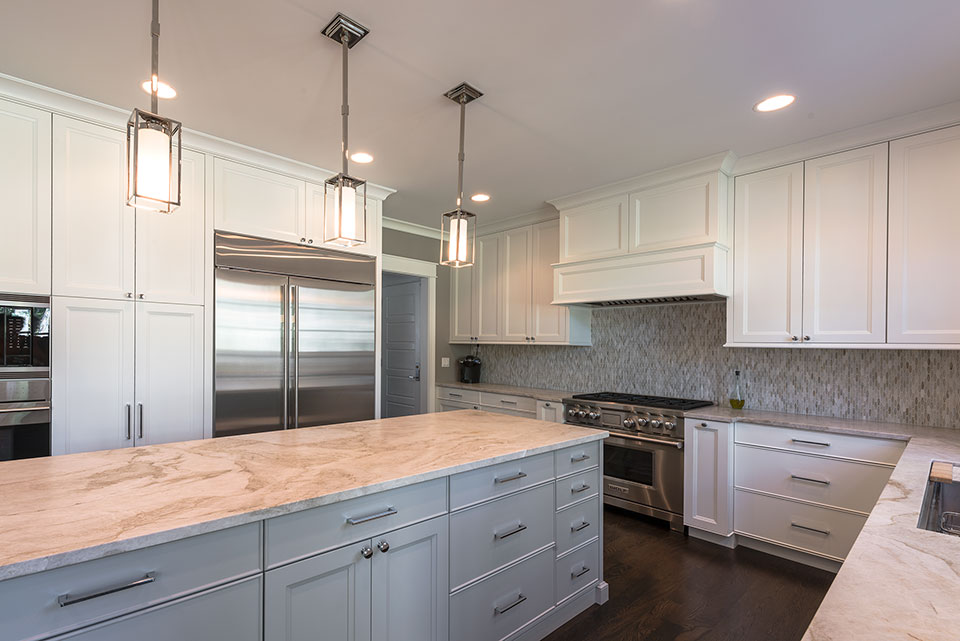 2430-Fir-St-Glenview - Kitchen-Stove-View - Globex Developments Custom Homes