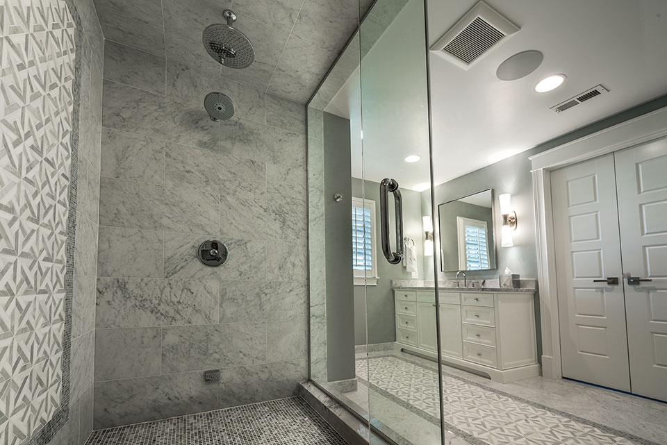 2430-Fir-St-Glenview - Master-Bathroom-Inside-Shower - Globex Developments Custom Homes