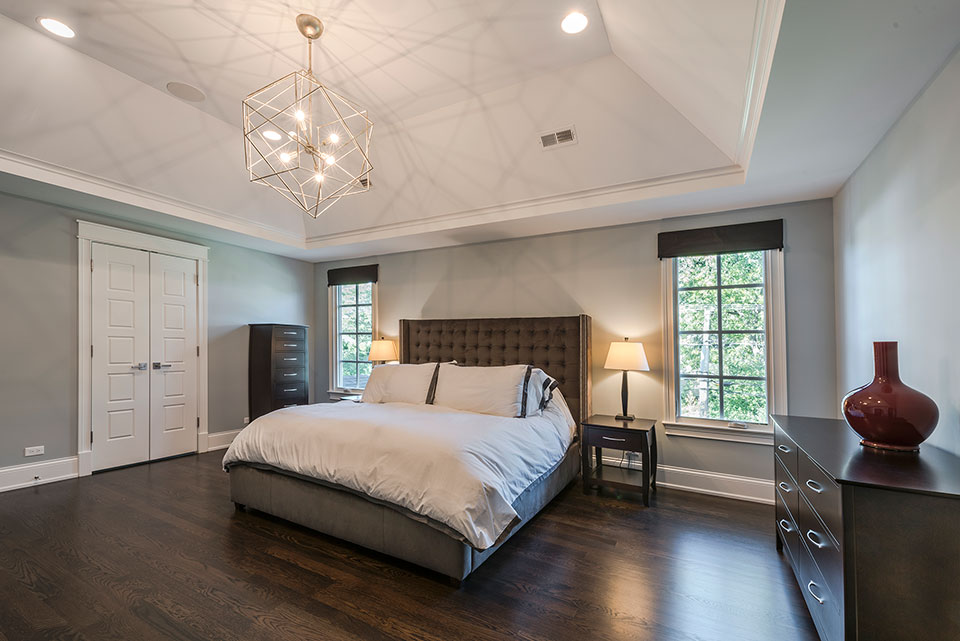 2430-Fir-St-Glenview - Master-Bedroom - Globex Developments Custom Homes