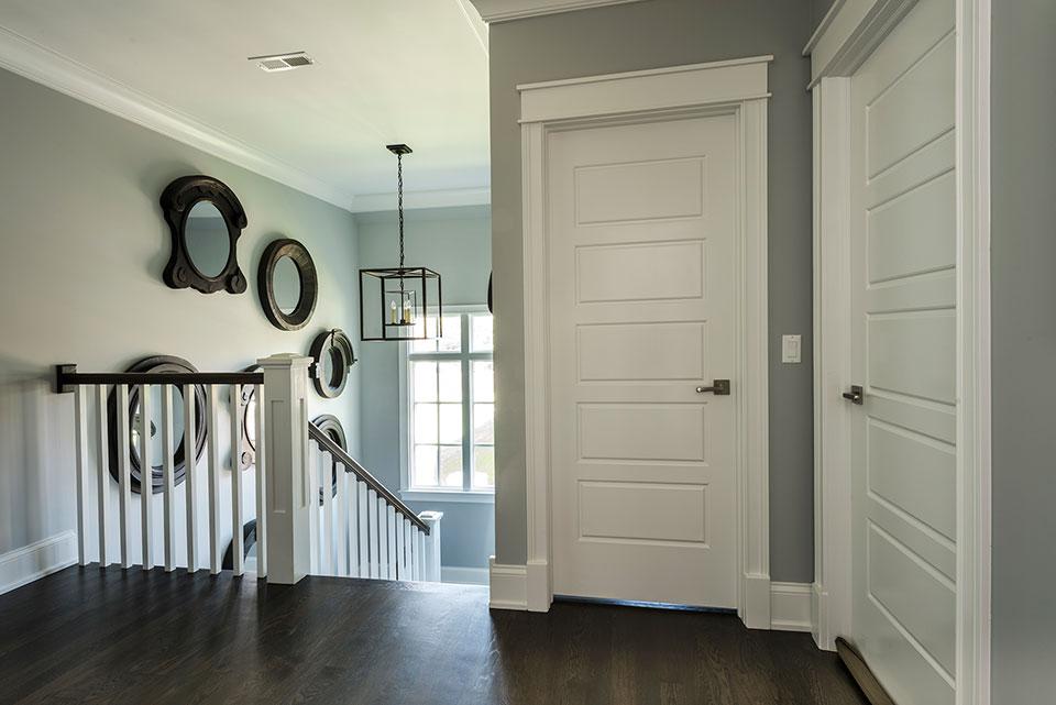 2430-Fir-St-Glenview - Second Floor, Interior Doors - Globex Developments Custom Homes