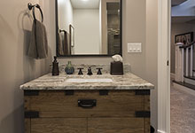 2430-Fir-St-Glenview - Basement Bathroom Vanity - Globex Developments Custom Homes