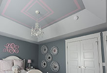 2430-Fir-St-Glenview - Ceiling, Girl Bedroom - Globex Developments Custom Homes