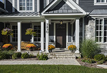 2430-Fir-St-Glenview - Entrance, Front Door - Globex Developments Custom Homes