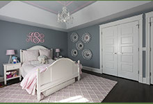 2430-Fir-St-Glenview - Girl Bedroom - Globex Developments Custom Homes