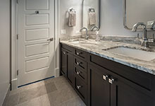 2430-Fir-St-Glenview - Guest Bedroom Vanity - Globex Developments Custom Homes