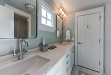 2430-Fir-St-Glenview - Jack and Jill Bathroom - Globex Developments Custom Homes