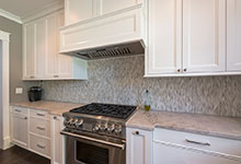 2430-Fir-St-Glenview - Kitchen, Backsplash - Globex Developments Custom Homes