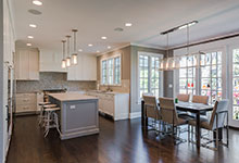 2430-Fir-St-Glenview - Kitchen, Dining Area - Globex Developments Custom Homes