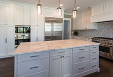 2430-Fir-St-Glenview - Kitchen Island - Globex Developments Custom Homes