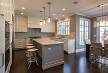 2430-Fir-St-Glenview - Kitchen - Globex Developments Custom Homes
