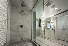 2430-Fir-St-Glenview - Master Bathroom Inside Shower - Globex Developments Custom Homes