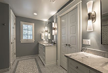 2430-Fir-St-Glenview - Master Bathroom Vanities - Globex Developments Custom Homes