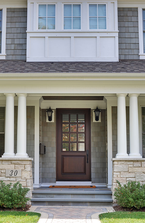 30-S-Bruner-Hinsdale - Entry-Door-V - Globex Developments Custom Homes