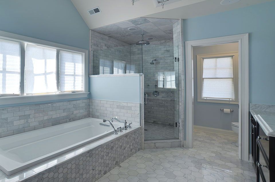 30-S-Bruner-Hinsdale - Master-Bathroom - Globex Developments Custom Homes