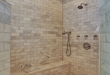 30-S-Bruner-Hinsdale - Shower - Globex Developments Custom Homes