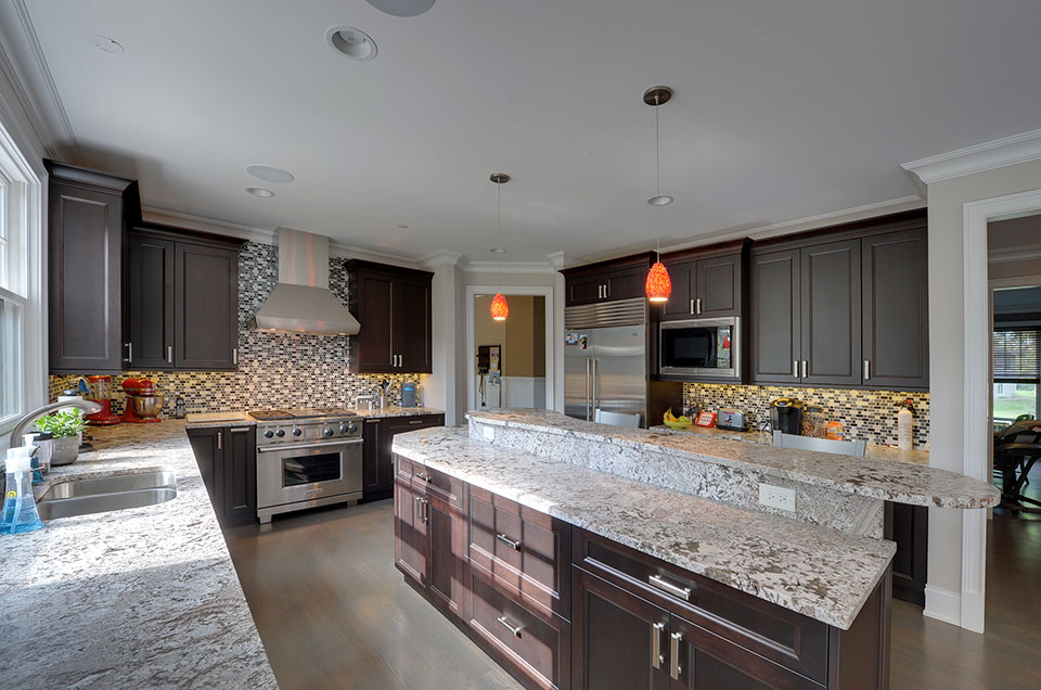 304-McArthur-Mt-Prospect - Kitchen-Island - Globex Developments Custom Homes