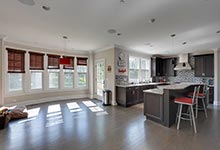 304-McArthur-Mt-Prospect - Kitchen-Windows - Globex Developments Custom Homes